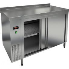 Тепловой стол HiCold TS 12 GN пристенный