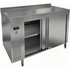 Тепловой стол HiCold TS 16 GN пристенный