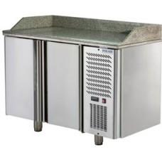 Холодильный стол POLAIR TM2pizza-G для пиццы Полаир