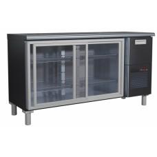 Холодильный стол T57 M2-1-C 0430 со стеклянными дверями-купе Carboma BAR-360K