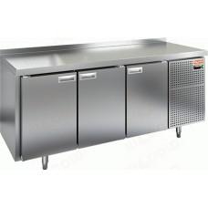 Морозильный стол GN 111/BT HICOLD с распашными дверями