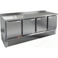 Морозильный стол GNE 1111/BT HICOLD с нижним расположением агрегата