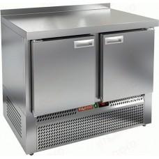 Морозильный стол GNE 11/BT HICOLD с нижним расположением агрегата