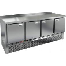 Охлаждаемый стол HICOLD GNE 1111/TN с нижним расположением агрегата