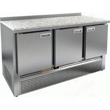 Охлаждаемый стол HICOLD GNE 111/TN камень с нижним расположением агрегата