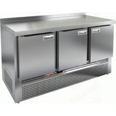 Охлаждаемый стол HICOLD GNE 111/TN с нижним расположением агрегата