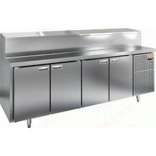 Охлаждаемый стол PZ1-1111/GN 1/3H для пиццы стандартный HICOLD