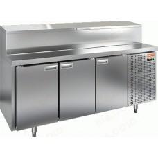 Охлаждаемый стол PZ1-111/GN 1/3H для пиццы стандартный HICOLD