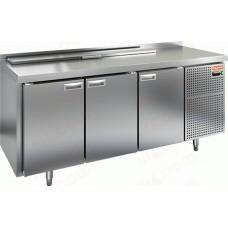 Охлаждаемый стол SL1-111SN 1/3 HICOLD для салатовсаладетта