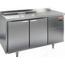 Охлаждаемый стол SL1-11GN 1/3 HICOLD для салатовсаладетта
