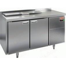 Охлаждаемый стол SL2-11GN 1/6 HiCold для салатовсаладетта
