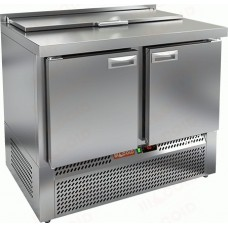 Охлаждаемый стол SLE1-11GN 1/3 HiCold для салатовсаладетта
