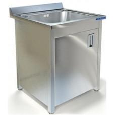 Ванны моечные односекционные закрытые ВМ-17 Техно-ТТ
