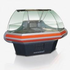 Холодильная угловая витрина Нарочь УН 90 ВС угол наружный GolfstreamГольфстрим