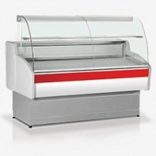 Холодильная витрина Десна 120 ВСП GolfstreamГольфстрим