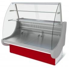 Холодильная витрина Илеть ВХСд-1,5 МХМ МариХолодМаш
