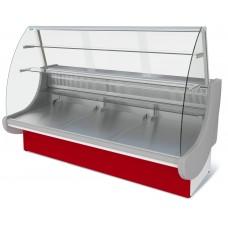 Холодильная витрина Илеть ВХСд-2,1 МХМ МариХолодМаш