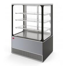 Холодильная витрина Veneto VS-0,95 Cube нерж. МХМ МариХолодМаш