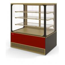 Холодильная витрина Veneto VS-1,3 Cube краш. МХМ МариХолодМаш