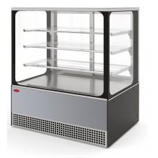 Холодильная витрина Veneto VS-1,3 Cube нерж. МХМ МариХолодМаш