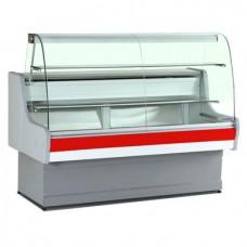 Кондитерская холодильная витрина Десна 120 ВВ GolfstreamГольфстрим