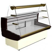 Кондитерская холодильная витрина K85 SM 1,2-1 Полюс ЭКО ВХСд-1,2