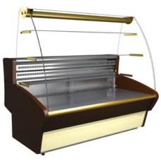 Кондитерская холодильная витрина K95 SM 1,5-1 Полюс ВХСд-1,5