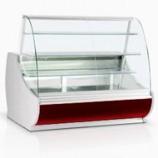 Кондитерская холодильная витрина Нарочь 150 ВВК GolfstreamГольфстрим