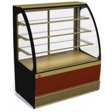 Кондитерская холодильная витрина Veneto VS-1,3 new МХМ МариХолодМаш