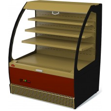 Кондитерская холодильная витрина Veneto VSo-1,3GK краш. МХМ МариХолодМаш