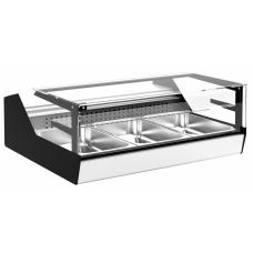 Настольная холодильная витрина АС87 SM 1,0-1 CUBE Арго XL ТЕХНО ВХС-1,0