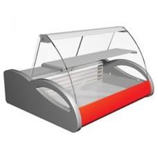 Настольная универсальная холодильная витрина А87 SV 1,5-1 Арго ВХСн-1,5 Полюс