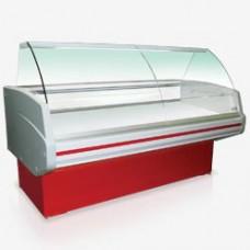 Универсальная холодильная витрина Двина 120 ВСн GolfstreamГольфстрим