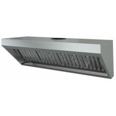 Зонт вентиляционный настенный ЗВН-640х500х400 МХМ МариХолодМаш