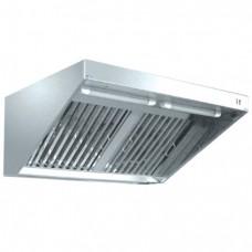 Зонт вентиляционный ЗВЭ-800-2-П вытяжной пристенный Abat Чувашторгтехника