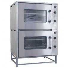 Шкаф жарочный электрический ШЖ-150-2c 2-х секционный Тулаторгтехника