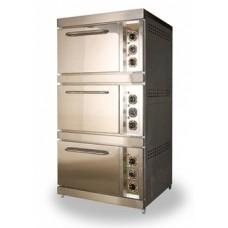 Шкаф жарочный электрический ШЖЭ-3 3-х секционный ОНЕГА