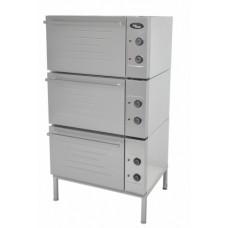 Шкаф жарочный электрический шжэ/3 3-секционный Гриль Мастер