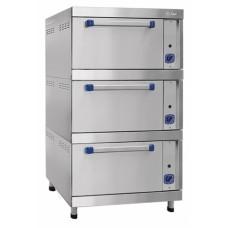 Шкаф жарочный газовый ШЖГ-3 трехсекционный AbatЧувашторгтехника